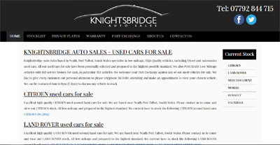 Knightsbridge Auto Sales